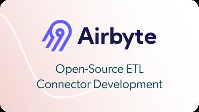 Airbyte - Open-Source ETL Connector Development