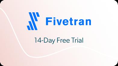Fivetran - 14-Day Free Trial